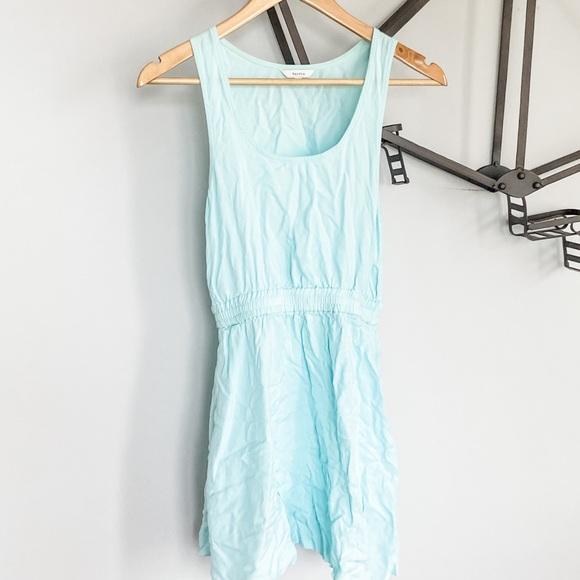 Talula from Aritzia Short Mint Dress